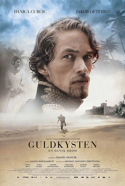 Guldkysten film Plakat - Peter Nielsen